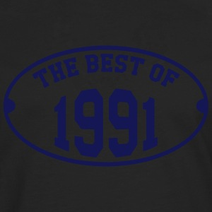 The Best of 1991 T-Shirts - Männer Premium Langarmshirt