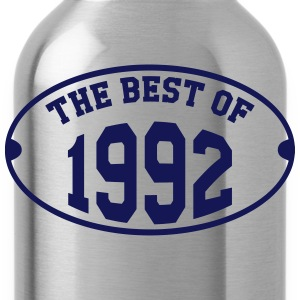 The Best of 1992 T-Shirts - Trinkflasche