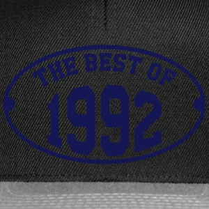 The Best of 1992 T-Shirts - Snapback Cap