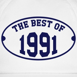 The Best of 1991 T-Shirts - Baseball Cap
