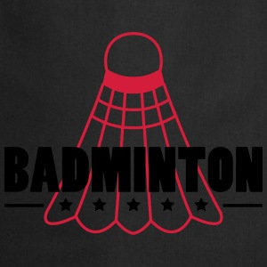 Badminton Icon T-shirts - Keukenschort