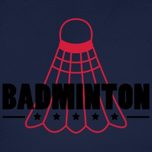 Badminton Icon T-shirts - Baseballcap