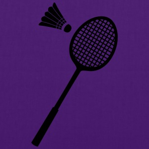 Badminton-Sport-Icon T-shirts - Mulepose