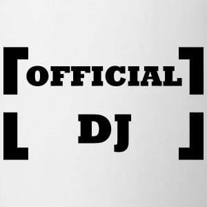 official dj - Kop/krus