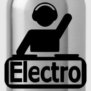 DJ / Electro T-Shirts - Water Bottle