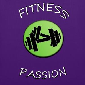 Fitness passion Tee shirts - Tote Bag