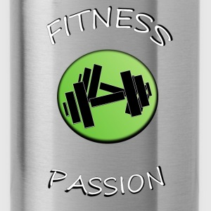 Fitness passion Shirts - Water Bottle