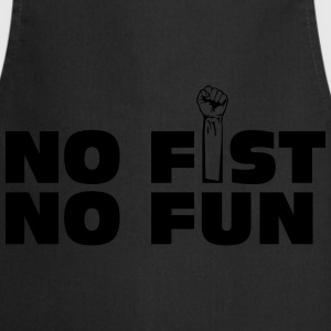 no fist no fun T-paidat - Esiliina
