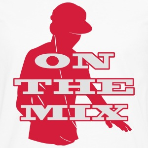 [ On The Mix ] Tee shirts - T-shirt manches longues Premium Homme