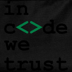 [ In code we trust ] Tee shirts - Sac à dos Enfant