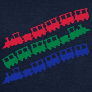 Little Trains T-Shirts - Men's Sweatshirt by Stanley & Stella