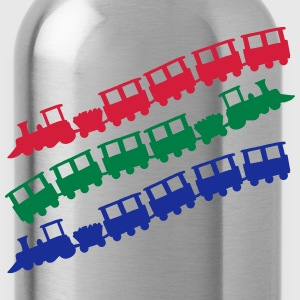 Little Trains T-Shirts - Water Bottle