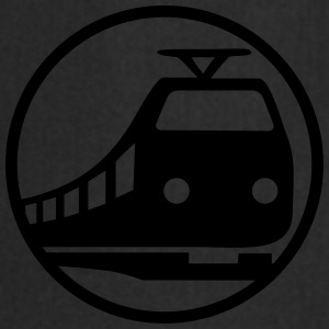 Train Icon Koszulki - Fartuch kuchenny