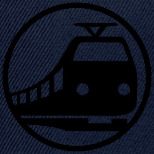 Train Icon Magliette - Snapback Cap