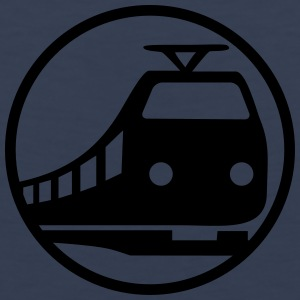 Train Icon T-shirts - Herre Premium tanktop