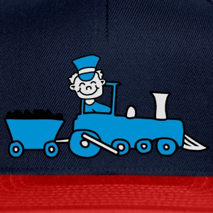 Train Conductor T-shirts - Snapback cap