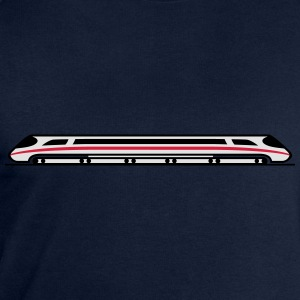 Express Train T-Shirts - Men's Sweatshirt by Stanley & Stella