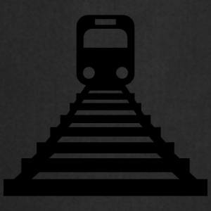 Train-Icon Koszulki - Fartuch kuchenny
