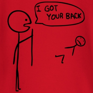 I got your back - Baby Long Sleeve T-Shirt