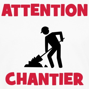 Attention Chantier Tee shirts - T-shirt manches longues Premium Homme