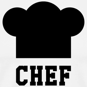 Chef Tabliers - T-shirt Premium Homme
