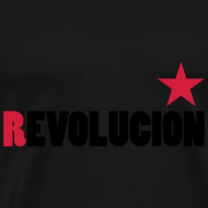 [ Revolucion ] Hoodies - Men's Premium T-Shirt