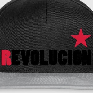 [ Revolucion ] Tee shirts - Casquette snapback