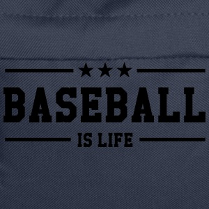 [ Baseball is life ] Skjorter - Ryggsekk