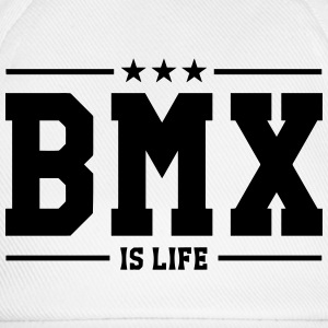 [ BMX is life ] T-shirts - Basebollkeps