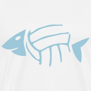 volley waterpolo arete poisson fish ball Sweat-shirts - T-shirt Premium Homme