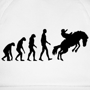 Evolution Horse T-Shirts - Baseball Cap
