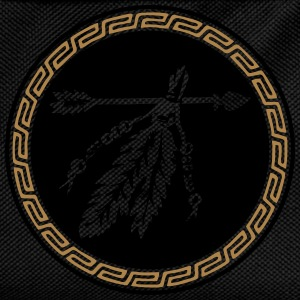 Arrow with feathers, Native American Indian tribes T-Shirts - Kids' Backpack