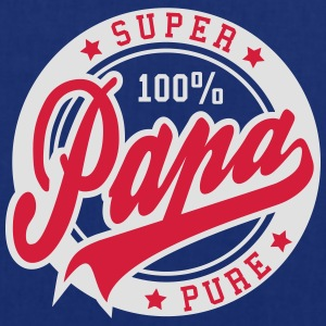 100 percent PURE SUPER PAPA 2C T-Shirt RW - Tote Bag