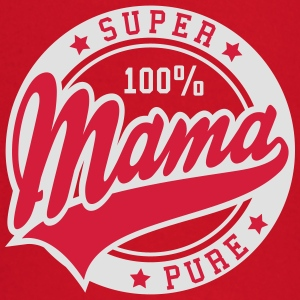 100 percent PURE SUPER MAMA 2C T-Shirt BW - Camiseta manga larga bebé