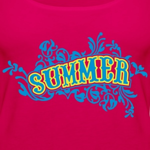 summer T-Shirts - Women's Premium Tank Top