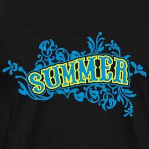 summer Sweat-shirts - T-shirt Premium Homme