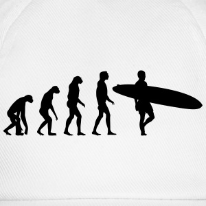 surfer evolution T-shirts - Baseballcap