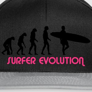 surfer evolution T-shirts - Snapback cap