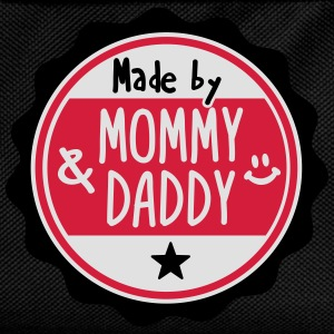 Made by Mommy and Daddy T-shirts - Rugzak voor kinderen