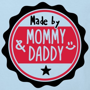 Made by Mommy and Daddy Sweats - T-shirt Bio Enfant