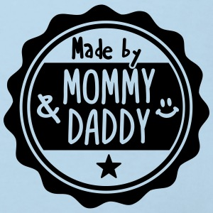 Made by Mommy and Daddy Shirts - Kinderen Bio-T-shirt