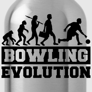 Bowling Evolution Tee shirts - Gourde