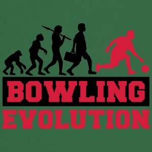 Bowling Evolution T-shirts - Forklæde