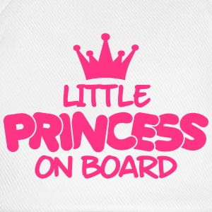 little princess on board Hoodies - Baseball Cap