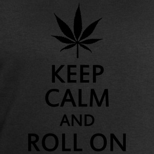 keep calm and roll on Magliette - Felpa da uomo di Stanley & Stella