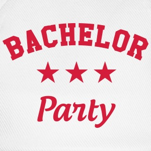 Bachelor Party T-skjorter - Baseballcap