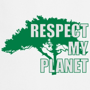 Respect My Planet Tee shirts - Tablier de cuisine