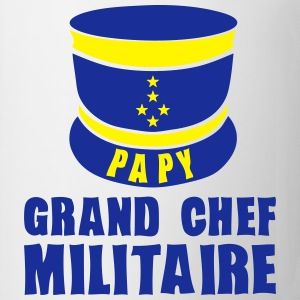 papy kepi chef militaire 1 Sweat-shirts - Tasse