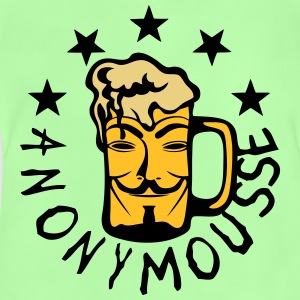 anonymous biere smiley beer alcool 221 Tee shirts - T-shirt Bébé