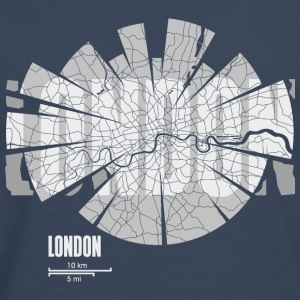 London T-Shirts - Men's Premium Longsleeve Shirt